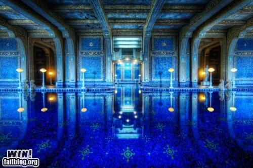WINcation at Hearst Castle