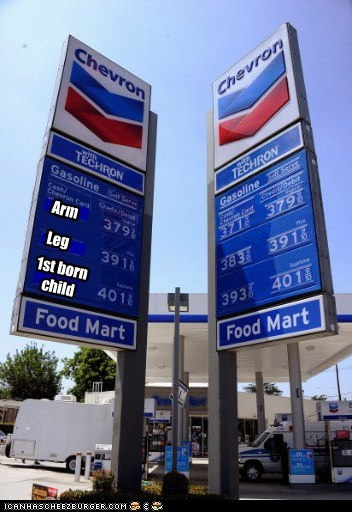 chevron,gas,political pictures