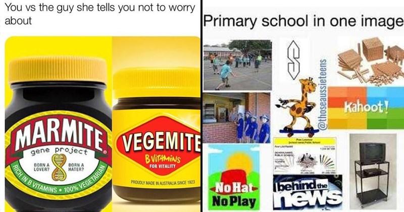 marmite acdc aussie stereotypes ozzies vegemite bunnings ozzie memes australia straya arvo down under maccas straya memes aussie avo australian slang australia memes aussie memes weird sland aussie slang choccy - 6392069