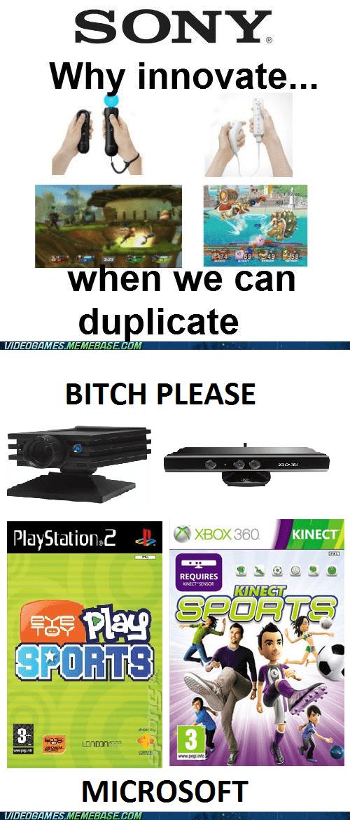 eyetoy,kinect,microsoft,playstation,Sony