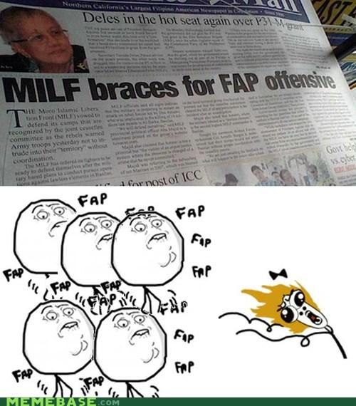 fap front milk offensive Rage Comics