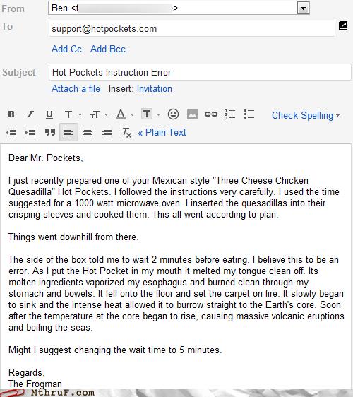 complaint email - 6393491456