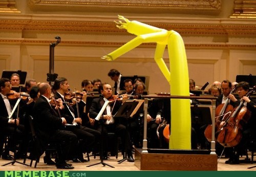 conductor Memes Music orchestra wacky waving inflatable a wacky waving inflatable arm flailing tube man - 6393514496