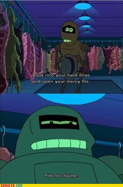 cartoons,donbot,futurama,mafia,robot,TV