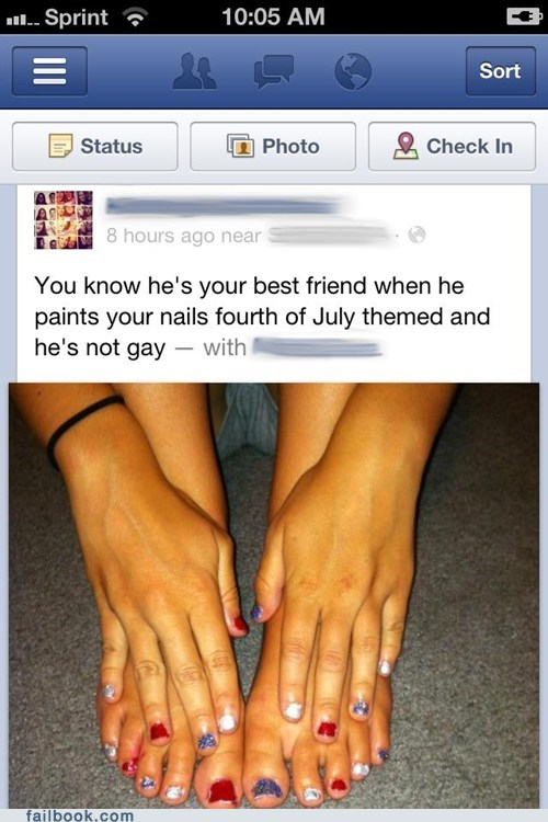 4th of july dating fourth of july friendzone gay nails - 6393693440