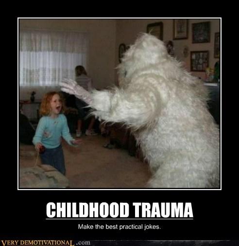 childhood trauma hilarious practical jokes - 6393779200