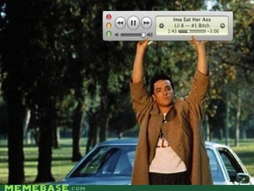 iTunes Memes movies radio Say Anything - 6393813248