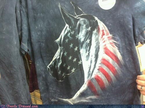 america animals fourth of july horse independence day merica - 6394070016