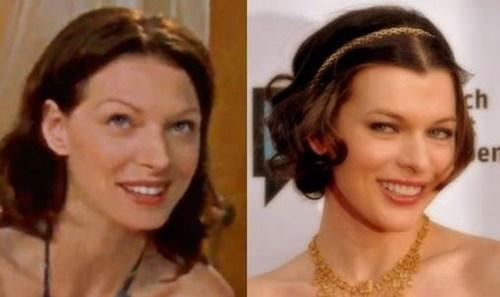 Lala Sloatman totally looks like Milla Jovovich