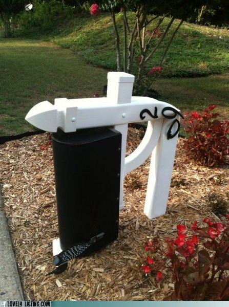 heatwave hot mailbox melted plastic