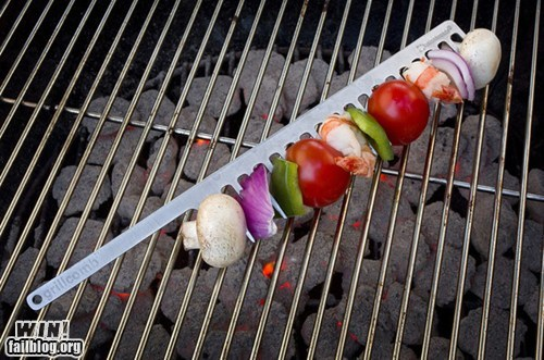 clever food grilling summer time