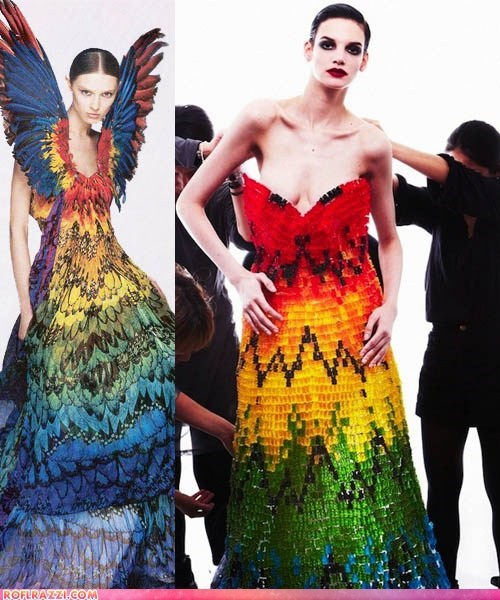 alexander mcqueen candy food funny celebrity pictures gummy bears if style could kill - 6394714112