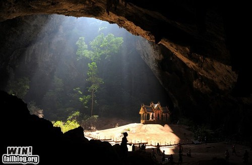 cavernous,house,national park,thailand,wincation