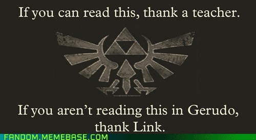 gerudo,It Came From the,It Came From the Interwebz,legend of zelda,link,video games