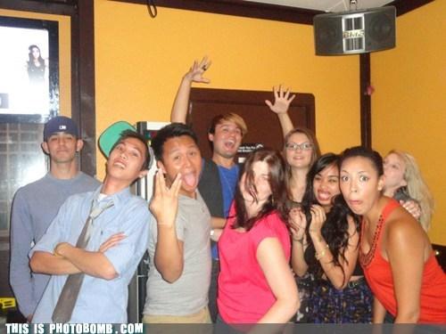 dafuq group Perfect Timing photobomb - 6394982912