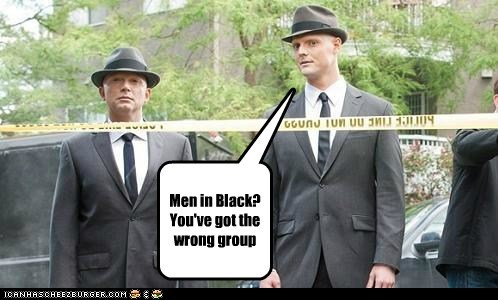 Fringe group men in black michael cerveris the observer wrong - 6395061248