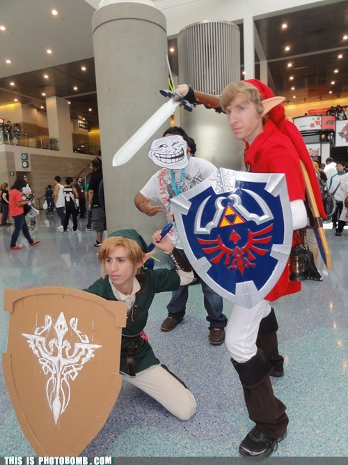 cosplay costume troll zelda - 6396208640
