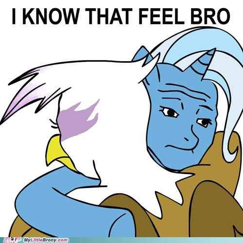gilda i know that feel left out meme trixie - 6396697856
