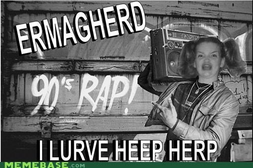 i said a heep herp the hippie the hippie to the heep heep herp, a you dont sterp