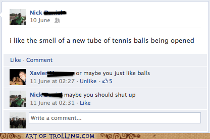 balls,facebook,tennis,that sounds naughty