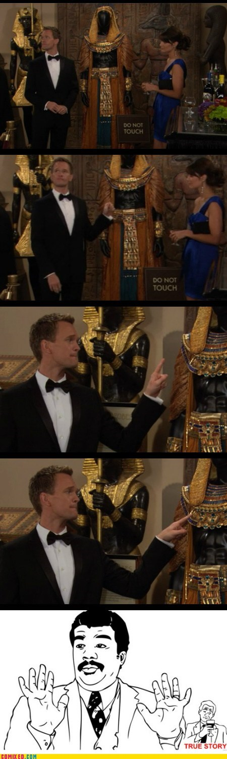 barney do not touch HIMYM TV we got a badass over here - 6396763648