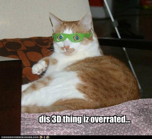 3d glasses lolcat Movie watch - 6396764672