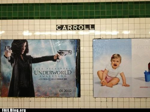 ads baby underworld