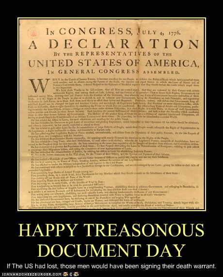 HAPPY TREASONOUS DOCUMENT DAY