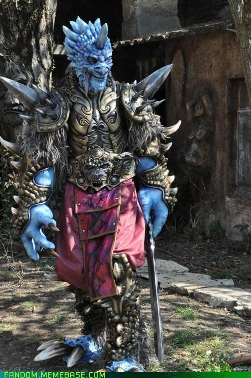armor cosplay dragon - 6397505280