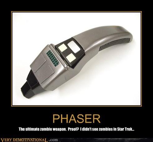 hilarious phaser Star Trek zombie - 6397701376