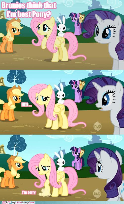 best pony Bronies comic comics fluttershy - 6398460416