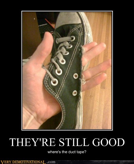 converse duct tape Pure Awesome shoes