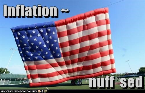 america,flags,inflation,political pictures
