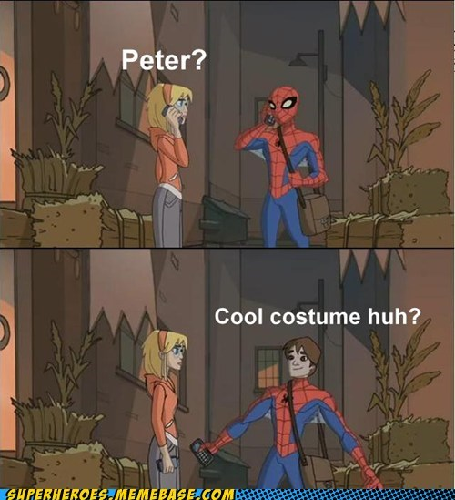 disguise halloween Spider-Man Super-Lols - 6399337728