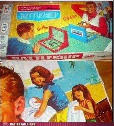battleship Ladies in the Kitchen milton bradley stupid jokes - 6399339776
