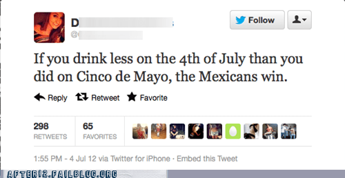 4th of july,america,cinco de mayo,fourth of july,independence day,mexicans,mexico,terrorists,united states