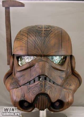 Star Wars: New Zealand Style WIN!