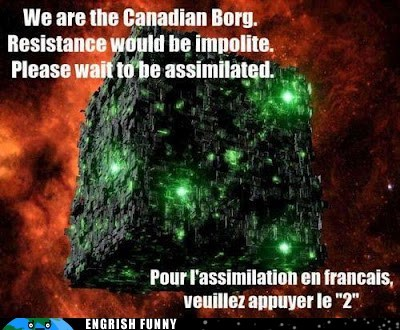 aboot borg Canada canadian borg Hall of Fame resistance is futile sorry we are borg - 6399525888