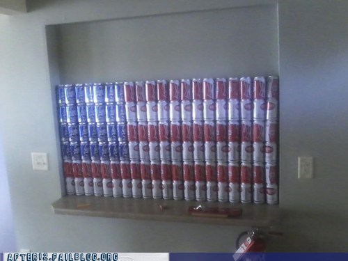 4oj,4th of july,america,American Flag,beer cans,flag,fourth of july,independence day