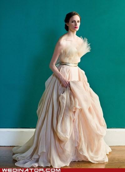 bridal couture funny wedding photos wedding dresses - 6399824384