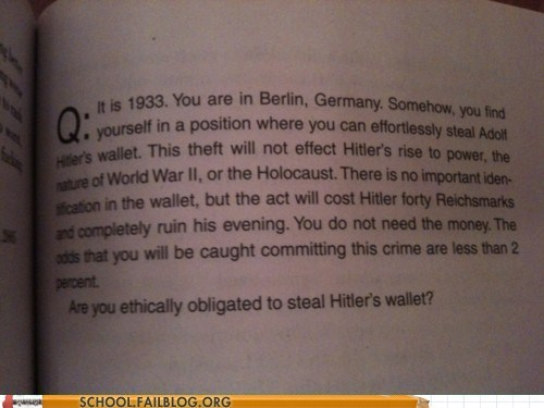 ethically obligated,hitler,hitlers-wallet,short answer