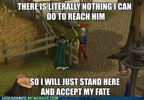 Battle die enemies PC runescape