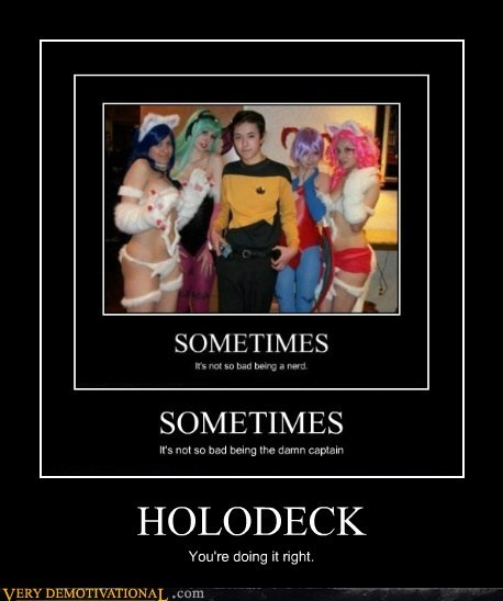 doing it right,hilarious,holodeck,Sexy Ladies