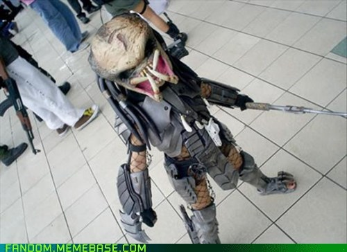 cosplay cute kids Predator - 6400148224