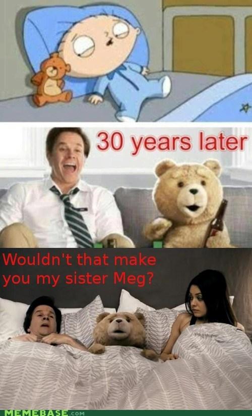family guy meg Memes stewie TED - 6400812032