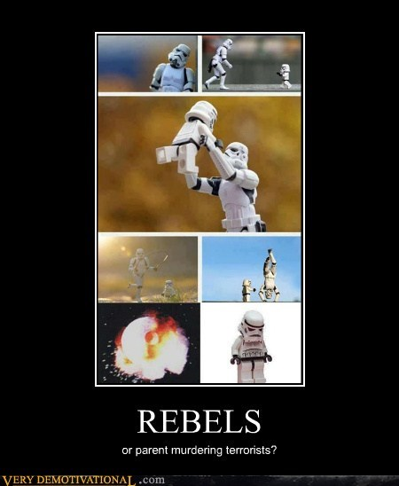Death Star hilarious rebels star wars stormtrooper - 6400907520