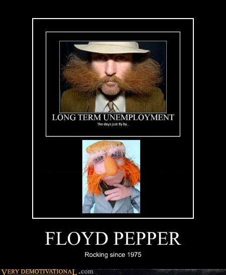 floyd pepper hilarious muppet mustache - 6401058560