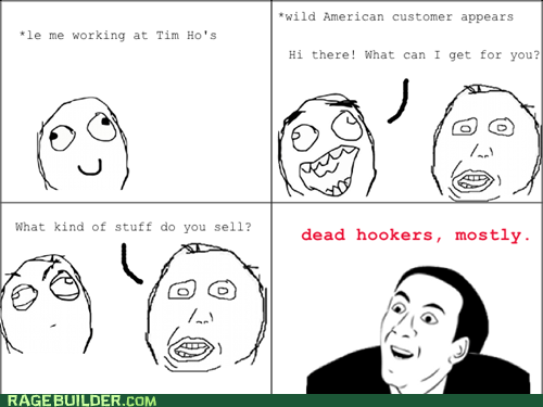 Rage Comics tim-hortons-donuts you dont say - 6401103104