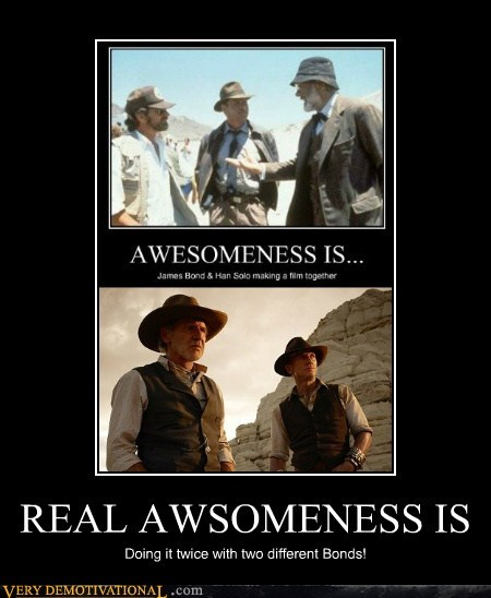 Han Solo,Harrison Ford,Indiana Jones,james bond,Pure Awesome