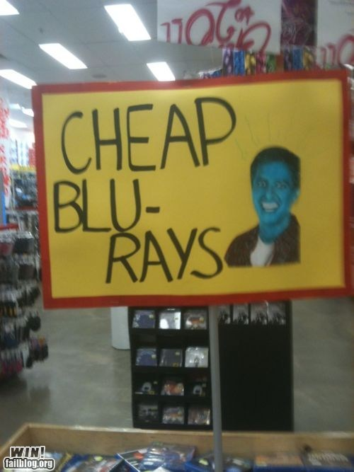 blu ray,celeb,Movie,pun,Ray Romano,sale